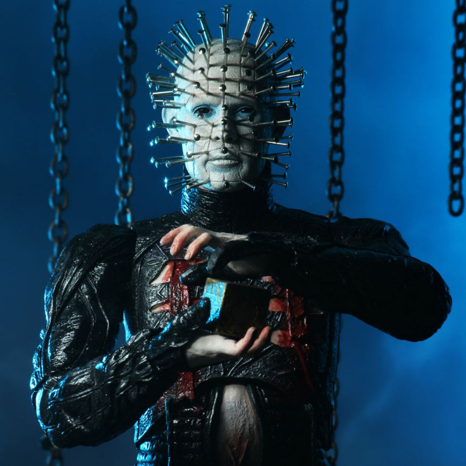 NECA Hellraiser Ultimate Pinhead 7 Inch Action Figure PRE-ORDER