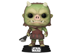Funko Pop! Star Wars The Mandalorian Gamorrean Fighter Figure