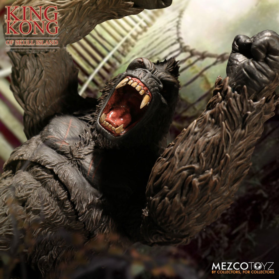 King Kong of Skull Island 7 Inch Action Figure PRE-ORDER