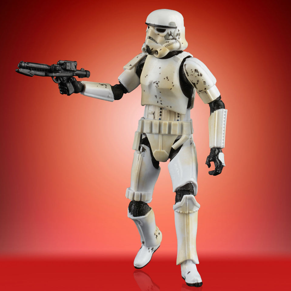 Star Wars The Vintage Collection The Mandalorian Remnant Stormtrooper 3.75 Inch Action Figure PRE-ORDER