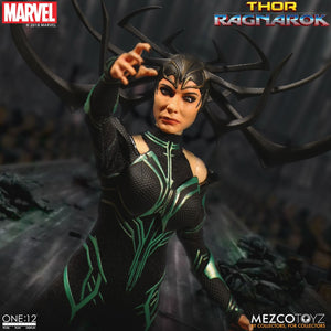 Mezco Toyz One:12 Collective Marvel Thor Ragnarok Hela Action Figure