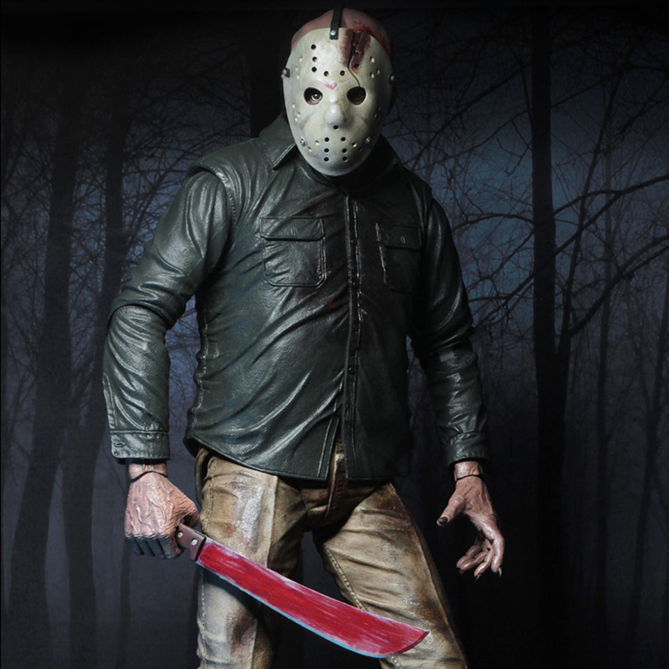 NECA Friday The 13th Part 4 1/4 Scale Action Figure FREE-SHIPPING / PRE-ORDER