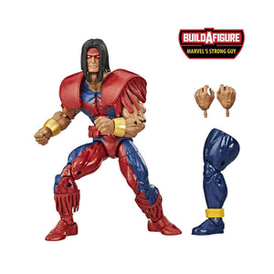 Marvel Legends Deadpool Strong Guy Wave Warpath 6 Inch Action Figure