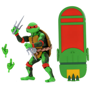 "NECA Teenage Mutant Ninja Turtles Turtles in Time Series 2 Raphael 7"" Action Figure PRE-ORDER"
