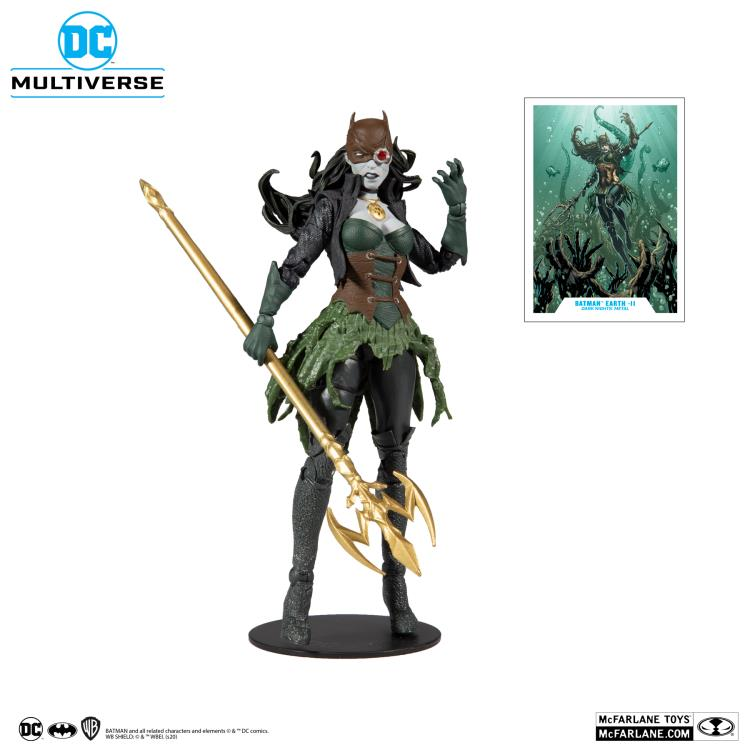 DC Multiverse Death Metal The Drowned Action Figure