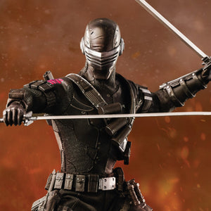 Threezero Hasbro G.I. Joe Snake Eyes 1/6th Scale Action Figure FREE-SHIPPING / PRE-ORDER