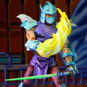 "NECA Teenage Mutant Ninja Turtles Turtles in Time Series 2 Super Shredder 7"" Action Figure PRE-ORDER"