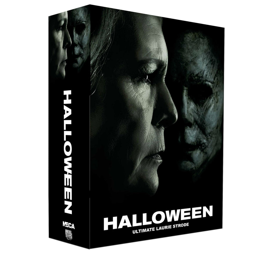 NECA Halloween Ultimate Laurie Strode 7 Inch Action Figure PRE-ORDER