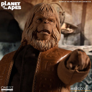 Mezco Toyz One:12 Collective Planet of the Apes: Dr. Zaius Action Figure PRE-ORDER / FREE SHIPPING