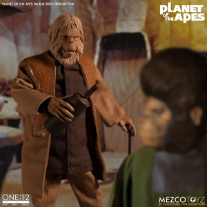 Mezco Toyz One:12 Collective Planet of the Apes: Dr. Zaius Action Figure FREE SHIPPING / PRE-ORDER