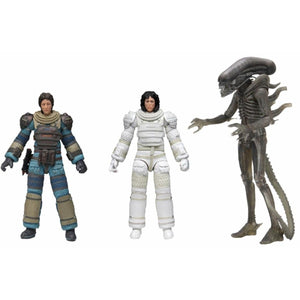 NECA Alien 40th Anniversary Wave 4 Set of 3 Action Figure PRE-ORDER