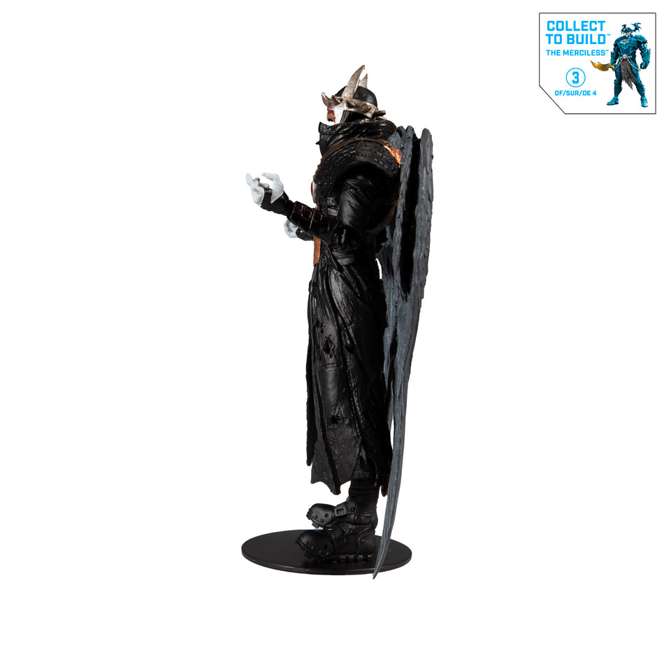 DC Dark Multiverse Batman Who Laughs with Sky Tyrant Wings 6 Inch Action Figure