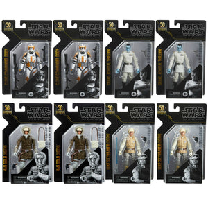 Star Wars The Black Series Archive Wave 1 Case Pack of 8 6 Inch Action Figures PRE-ORDER / FREE SHIPPING