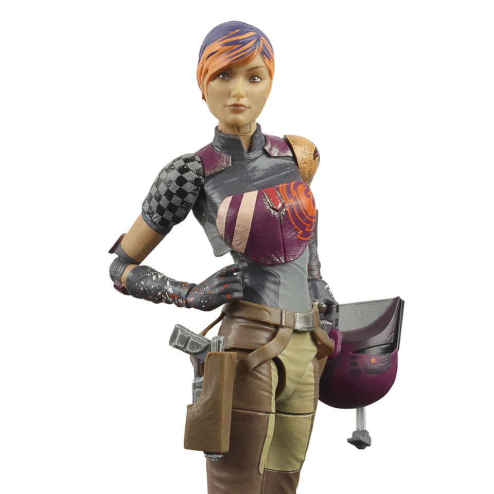 Star Wars The Black Series Rebels Sabine Wren 6 Inch Action Figure PRE-ORDER