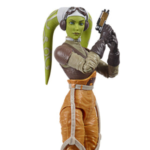 Star Wars The Black Series Rebels Hera Syndulla 6 Inch Action Figure PRE-ORDER
