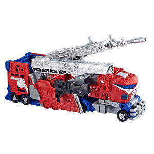 Transformers War for Cybertron Leader Class WFC-S29 WFC-S40 Galaxy Upgrade Optimus Prime Action Figure