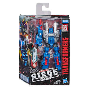 Transformers War For Cybertron Siege Deluxe Class Cog Action Figure