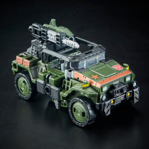 Transformers War For Cybertron: Siege Deluxe Class Hound Action Figure
