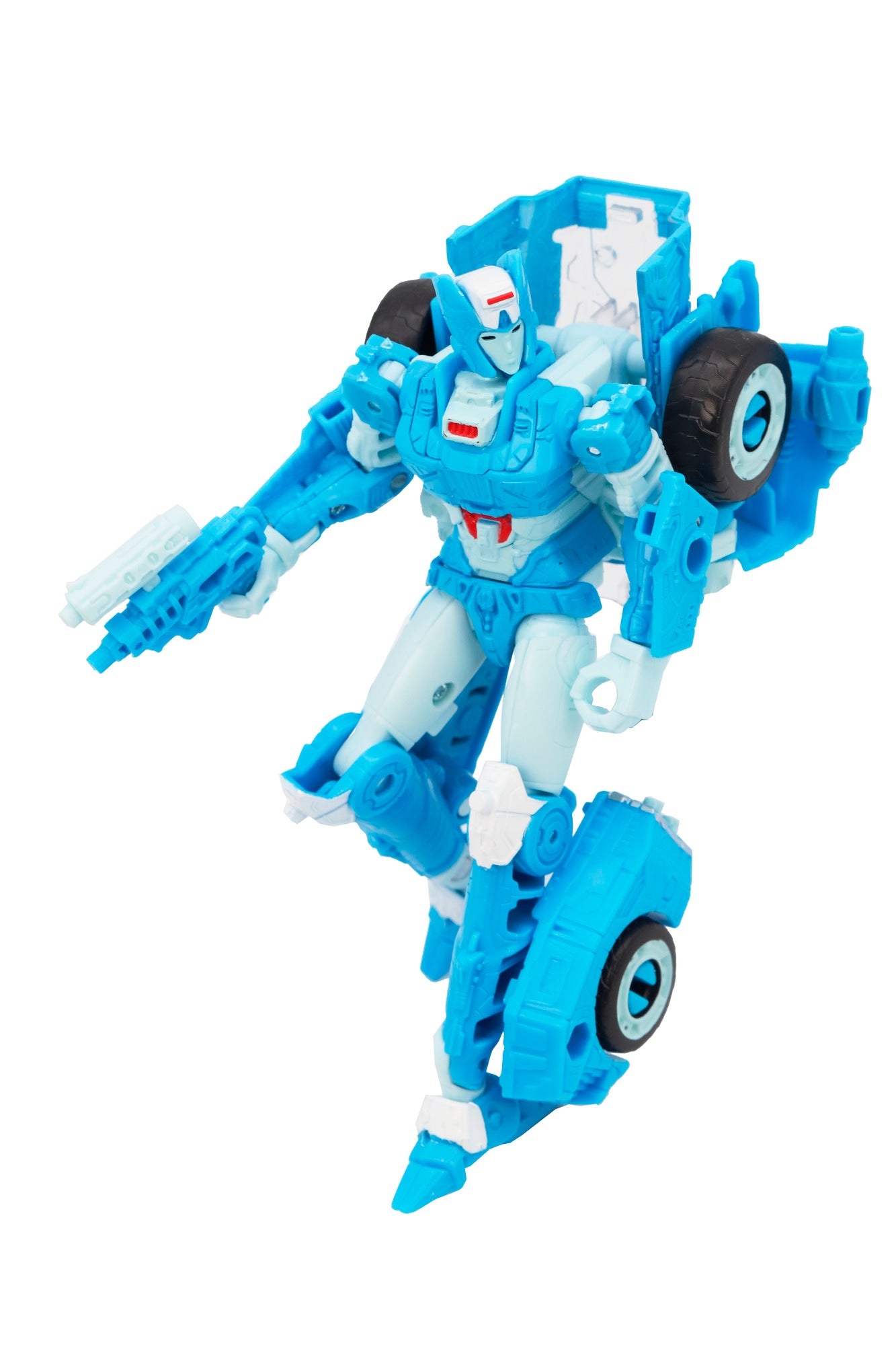 Siege ~ CHROMIA ~ Deluxe Class Toy Figure WFC HASBRO Transformers