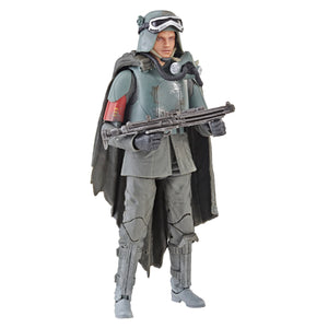 Star Wars The Black Series Han Solo Mudtrooper 6 Inch Action Figure