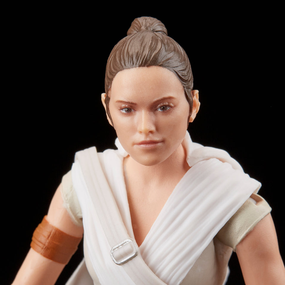 Star Wars The Black Series The Rise of Skywalker Rey & D O 6 Inch Action Figure