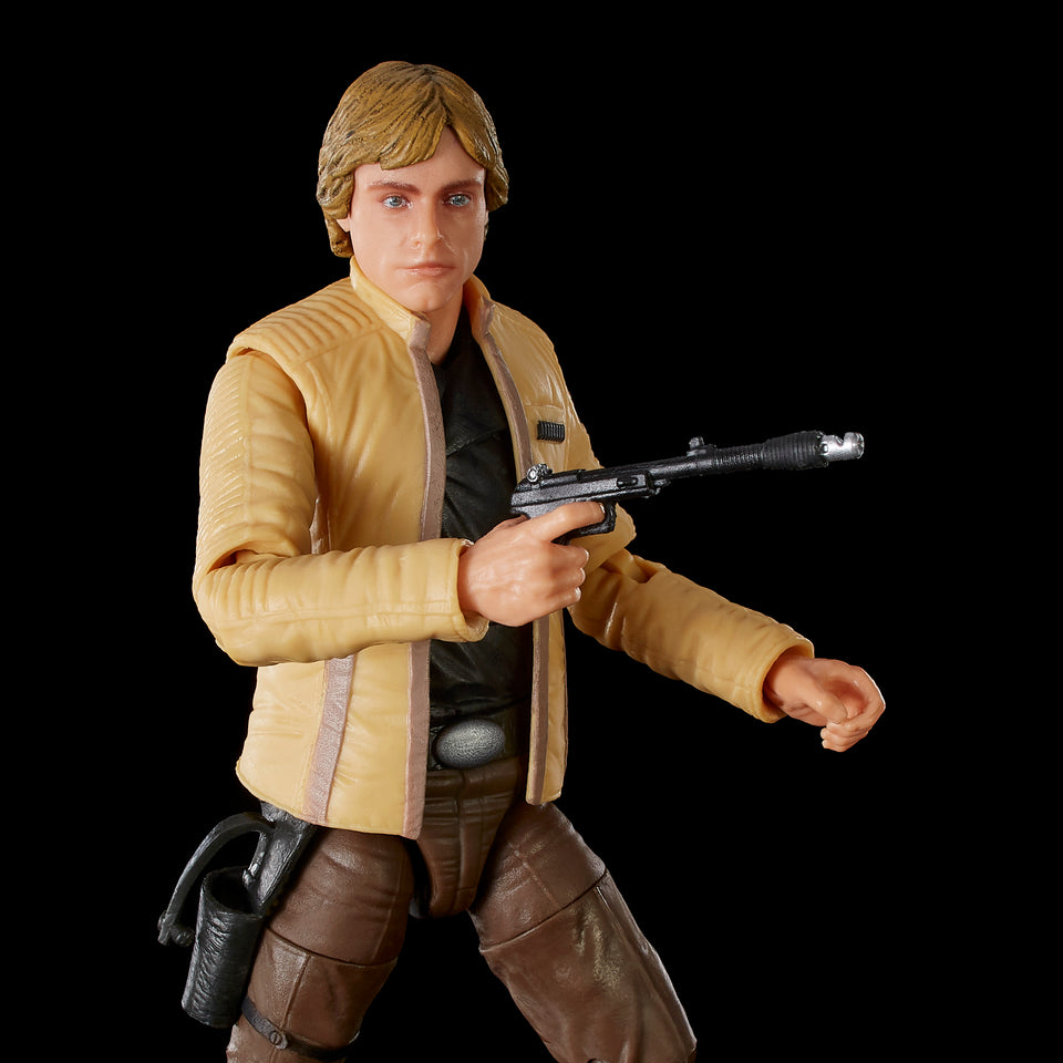 Star Wars The Black Series Luke Skywalker Ceremony 6 Inch Action Figure