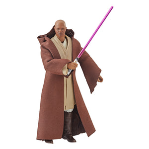 Star Wars The Black Series Mace Windu 6 Action Figure PRE-ORDER