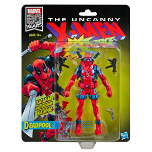 "Marvel Legends Exclusive X-Force Deadpool 6"" Action Figure"