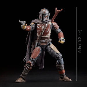 "Star Wars The Black Series The Mandalorian 6"" Action Figure PRE-ORDER"