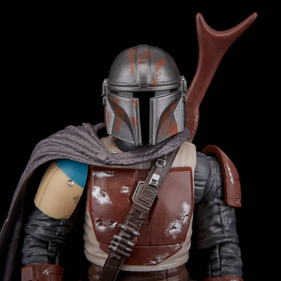 Star Wars The Black Series The Mandalorian 6 Inch Action Figure