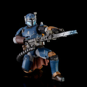 Star Wars The Black Series Deluxe Heavy Infantry Mandalorian 6 Inch Action Figure PRE-ORDER