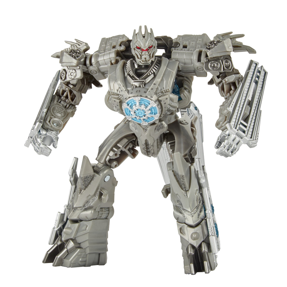 Transformers Generations Studio Series Soundwave Deluxe Class Action Figure