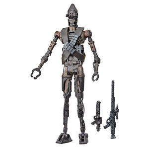 Star Wars The Black Series The Mandalorian IG-11 6 Inch Action Figure