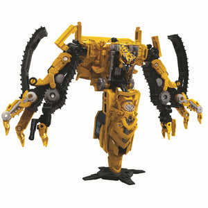 Transformers Generations Studio Series Skipjack Voyager Class Action Figure
