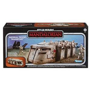 Star Wars The Vintage Collection The Mandalorian Imperial Trooper Transport Vehicle