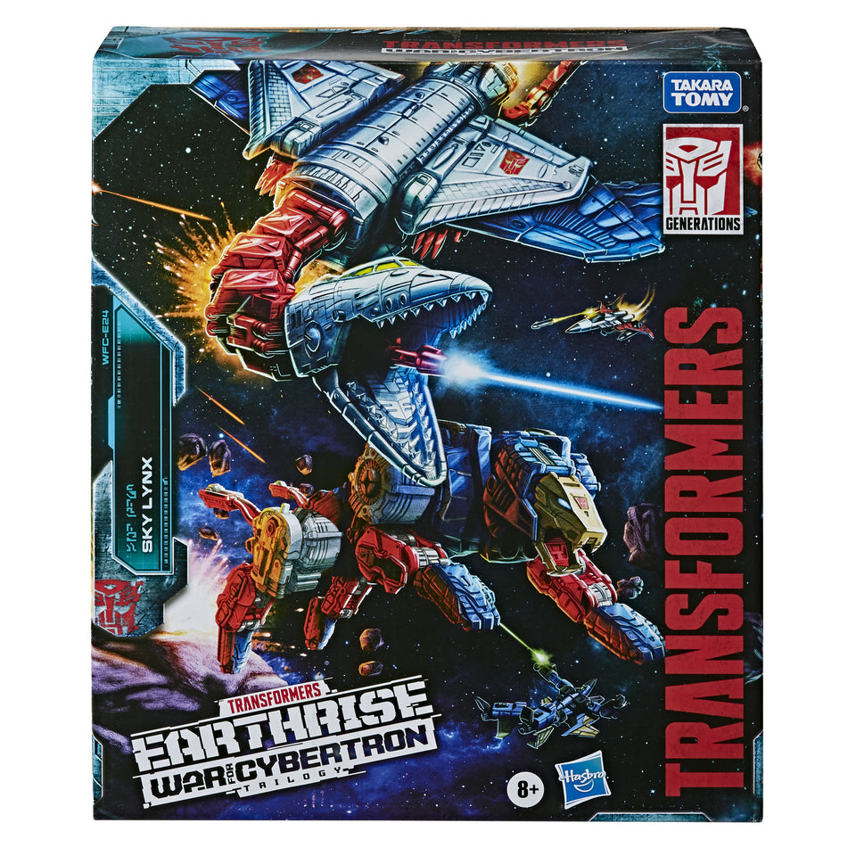 Transformers War for Cybertron Earthrise Commander Class WFC-E24 Sky Lynx Action Figure PRE-ORDER