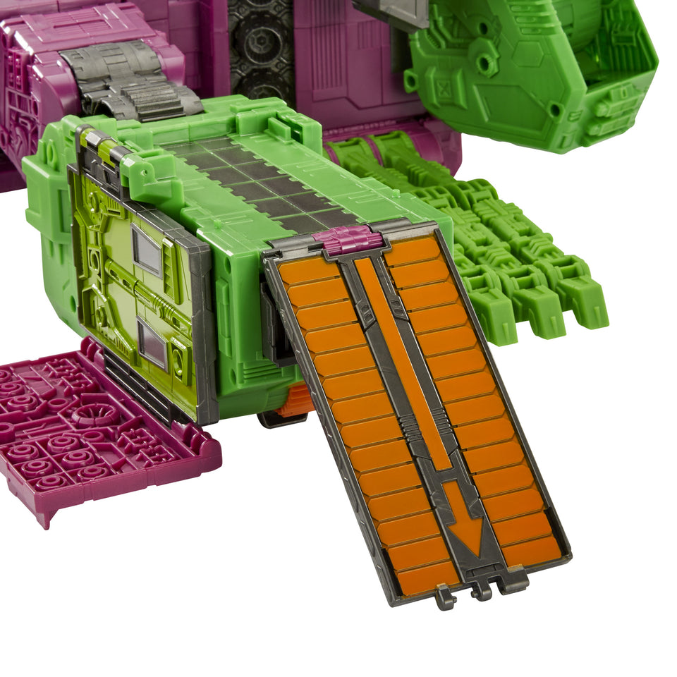 Transformers War for Cybertron Earthrise Titan Class Scorponok Triple Changer Action Figure FREE-SHIPPING / PRE-ORDER