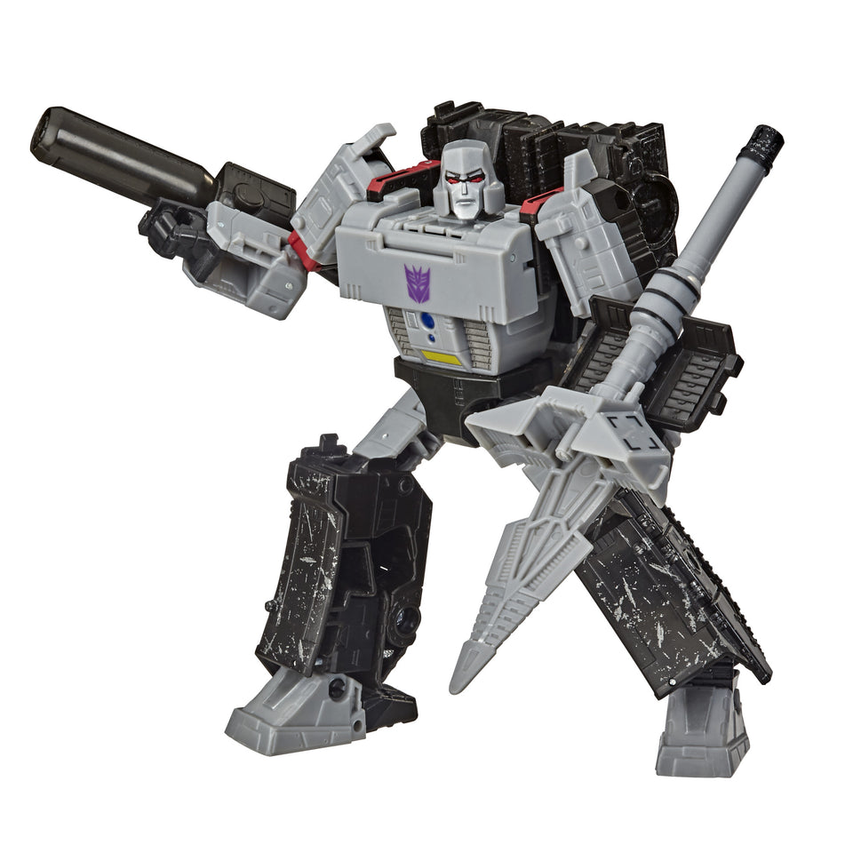 Transformers War for Cybertron Earthrise Voyager Class WFC-E38 Megatron Action Figure PRE-ORDER