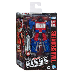 Transformers War For Cybertron Siege Deluxe Class WFC-S49 Crosshairs Action Figure
