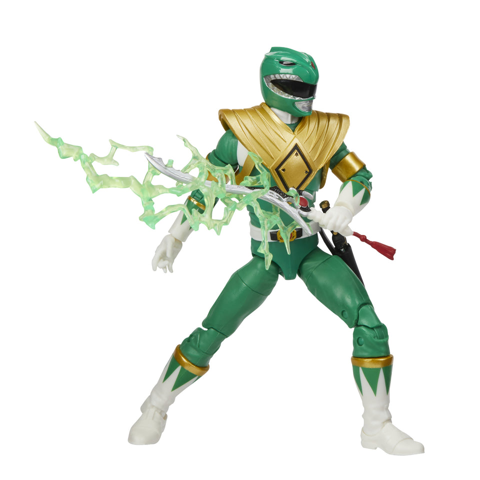 Power Rangers Lightning Collection Mighty Morphin Green Ranger