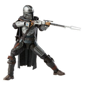 Star Wars The Black Series The Mandalorian Beskar Armor 6 Inch Action Figure
