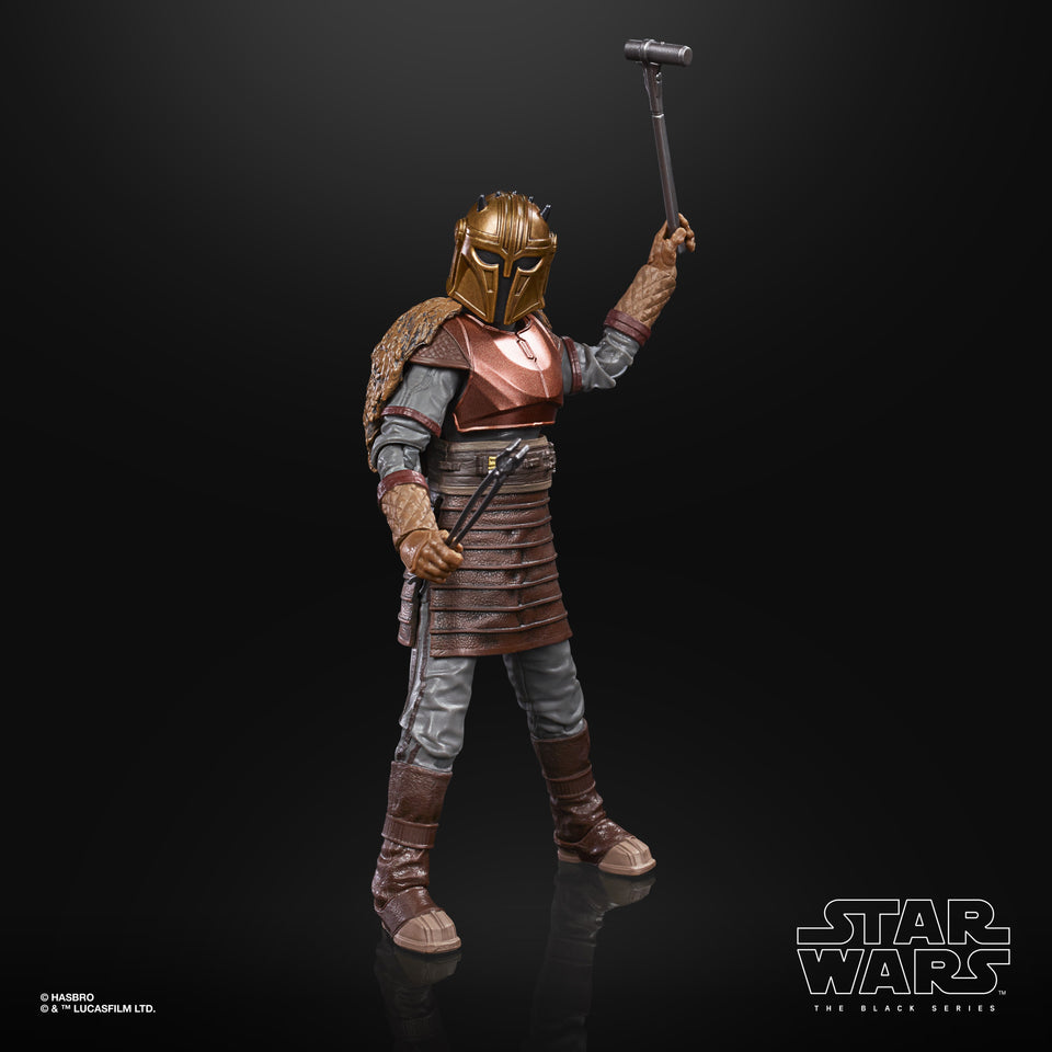 Star Wars The Black Series The Mandalorian The Armorer 6 Inch Action Figure PRE-ORDER
