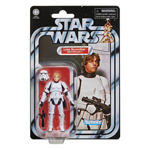 Star Wars The Vintage Collection Luke Skywalker Stormtrooper 3.75 Inch Action Figure