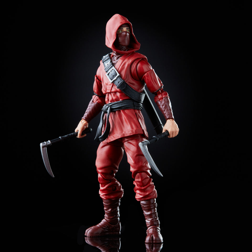 Marvel Legends Into the Spider-Verse Hand Ninja 6 Inch Action Figure PRE-ORDER