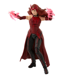 Marvel Legends Disney Plus Captain America Wave Scarlet Witch 6 Inch Action Figure PRE-ORDER