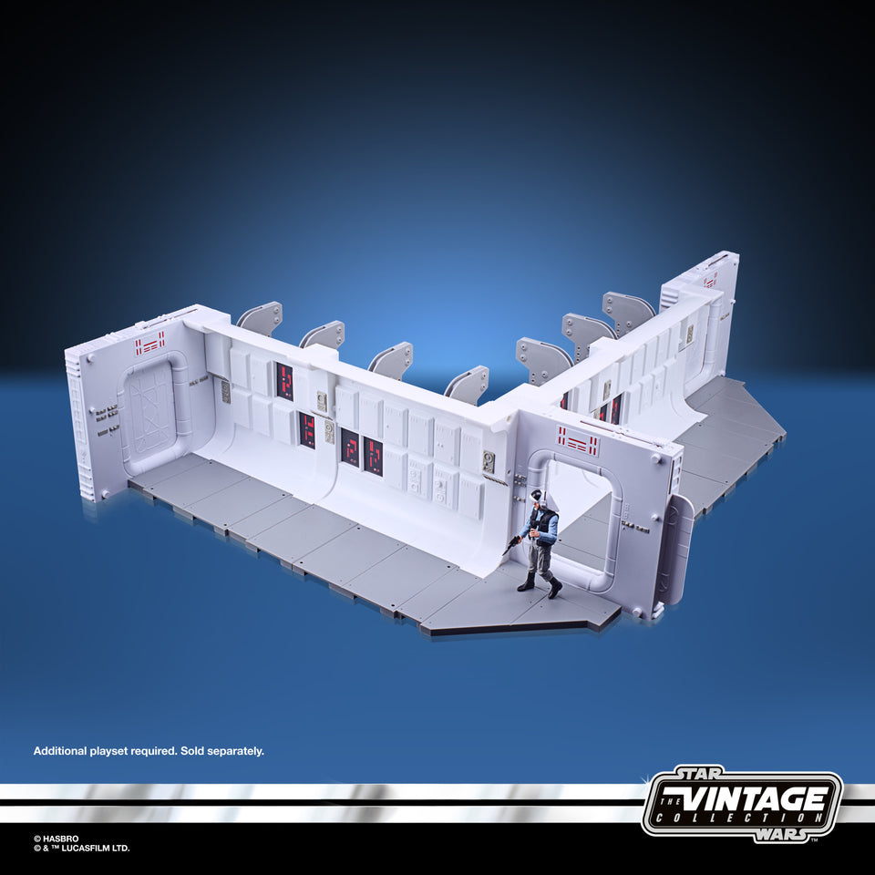 Star Wars The Vintage Collection Tantive IV Hallway 3.75 Inch Playset