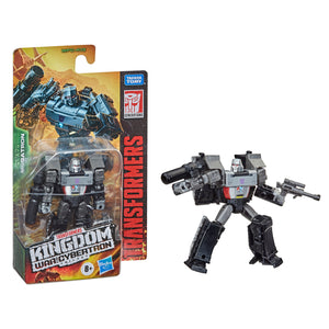 Transformers Generations WFC Kingdom Core Wave 2 Megatron 3.5 Inch Action Figure