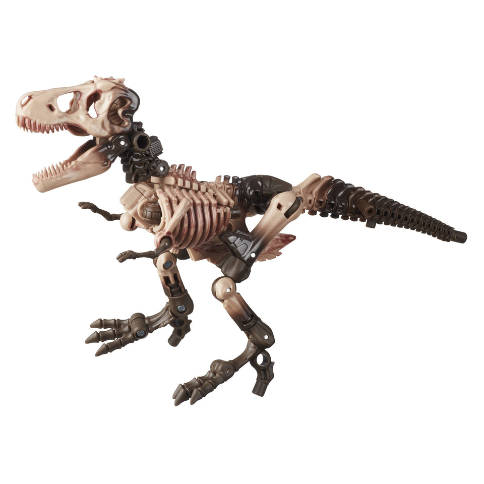 Transformers Generations WFC Kingdom Deluxe Paleotrex Action Figure
