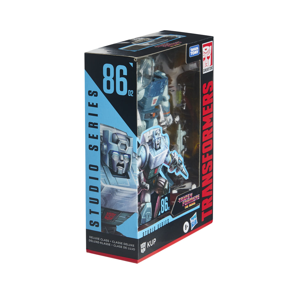 Transformers Studio Series 1986 Movie Deluxe Kup Action Figure PRE-ORDER
