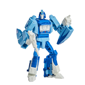 Transformers Studio Series 1986 Movie Deluxe Blurr Action Figure